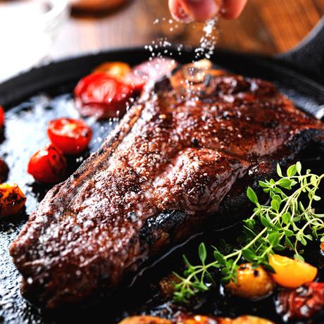 Upper Prime All-Star Steaks // Set of 10 // 6.5 lb