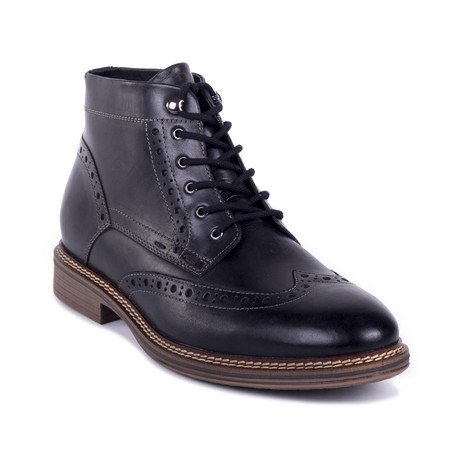 Africa Leather Boot // Black (Euro: 39)