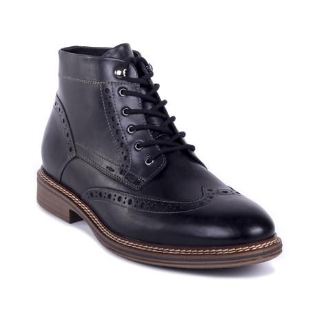 Arnie Leather Boot // Black (Euro: 39)