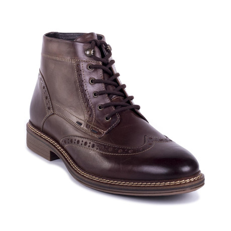 Arnie Leather Boot // Brown (Euro: 39)