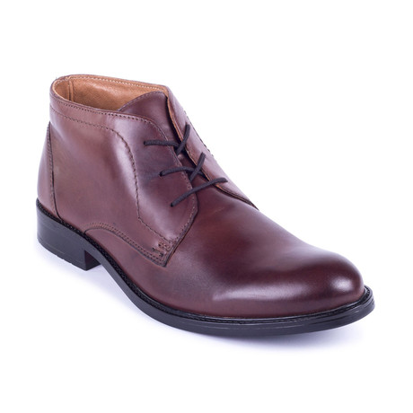 Arno Leather Boot // Brown (Euro: 39)