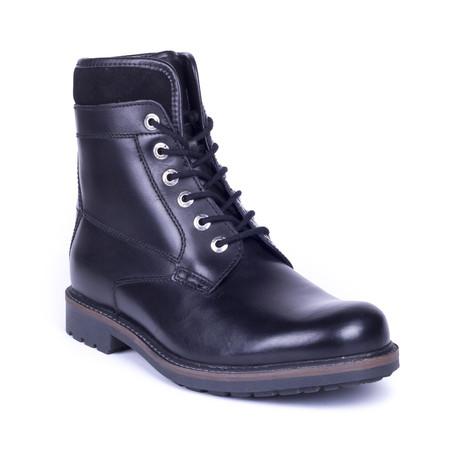 Brugan Leather Boot // Black (Euro: 39)