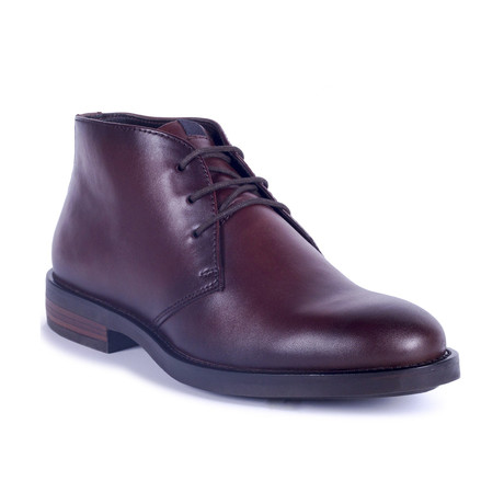 Brutox Leather Boot // Cognac (Euro: 39)