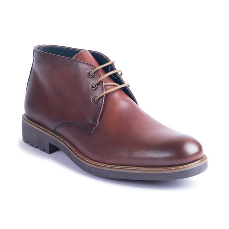 Canoro Leather Boot // Brown (Euro: 39)