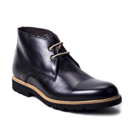 Canovas II Leather Boot // Black (Euro: 39)