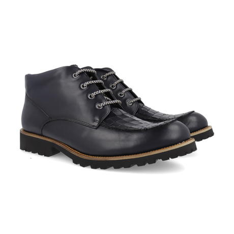 Catay Leather Boot // Black (Euro: 39)