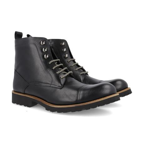 Carpe Leather Boot // Black (Euro: 39)