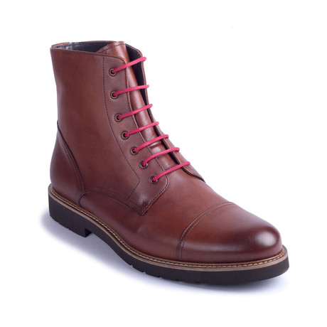 Conal Leather Boot // Brown (Euro: 39)