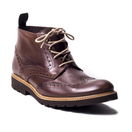 Conan II Leather Boot // Brown (Euro: 39)