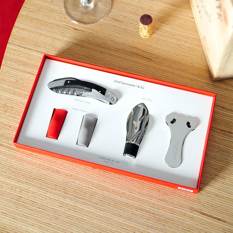 Chef Sommelier & Co // Opener And Accessories