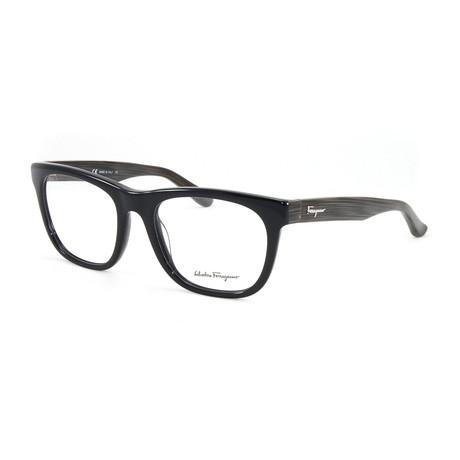 Men's SF2737-001-54 Optical Frames // Black