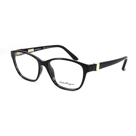 Women's SF2712-001-52 Optical Frames // Black