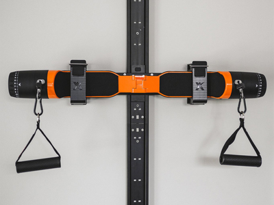 photo of MAXPRO Slimeline Wall Track System by Touch Of Modern