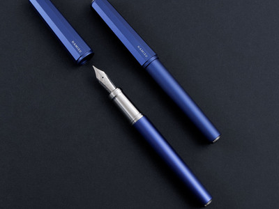 photo of Ixion Fountain Pen Aluminum by Touch Of Modern