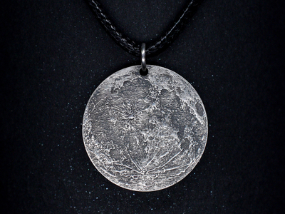 photo of Moon Necklace by Touch Of Modern