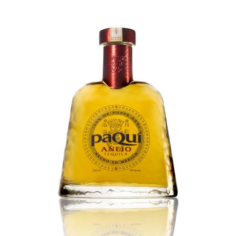 PaQuí Añejo Tequila // 750 ml