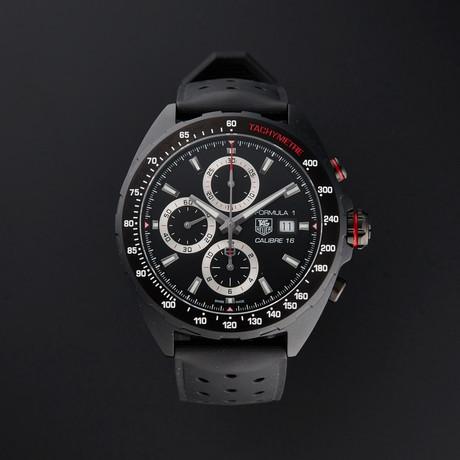 Tag Heuer Formula 1 Calibre 16 Chronograph Automatic // CAZ2011 // Store Display