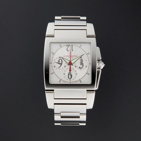 De Grisogono Chronograph Automatic // NO. 2 // Store Display
