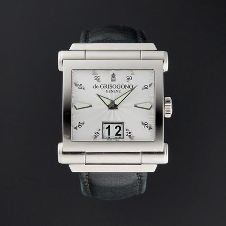 De Grisogono Grande Date Automatic // NO. 1 // Store Display