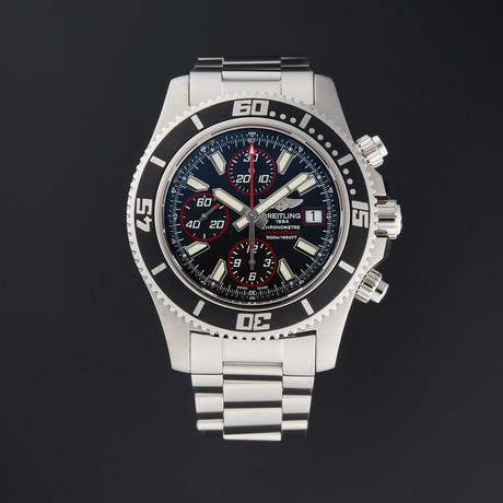 Breitling Superocean Chronograph II Automatic // A1334102/BA81 // New