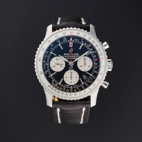Breitling Navitimer 01 Chronograph Automatic // AB0121211B1X1 // New