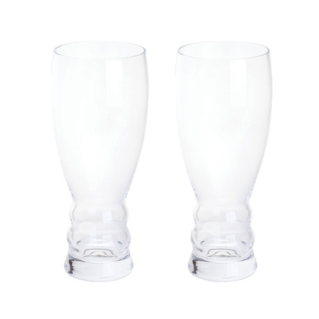 Dartington Crystal // Brew Craft Real Ale // Set Of 2
