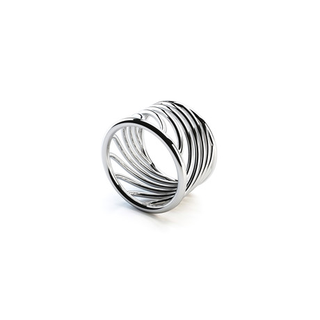 Spin Ring // Sterling Silver (Size 5)