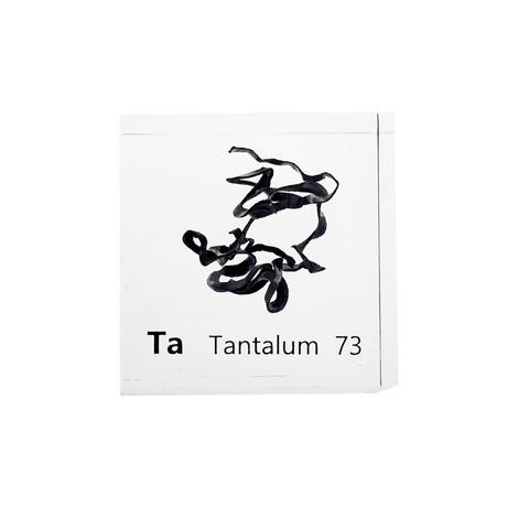 Lucite Cube // Tantalum
