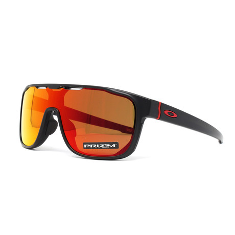 Men's Crossrange Shield (A) OO9390 Sunglasses // Matte Black