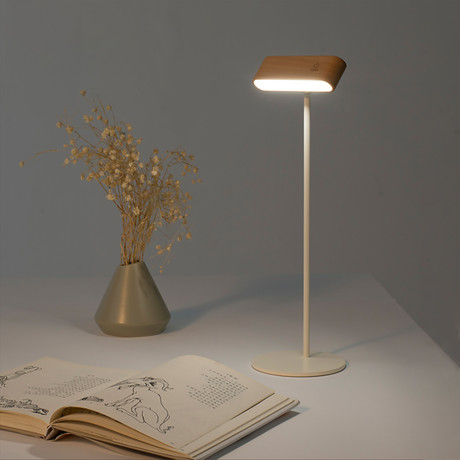 Magnetic Portable Table Lamp (Chestnut Brown)