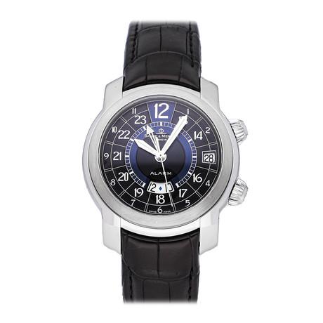 Baume & Mercier Capeland GMT Alarm Automatic // M0A08084 // Pre-Owned