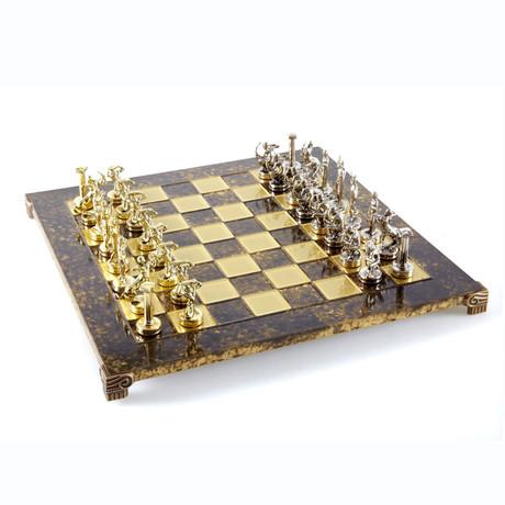 Battle of the Titans Chess Set