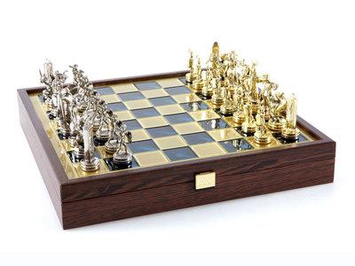 Athenian Hoplites Chess Set