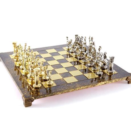 Spartan Hoplites Chess Set