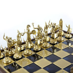 Athenian Hoplites Chess Set