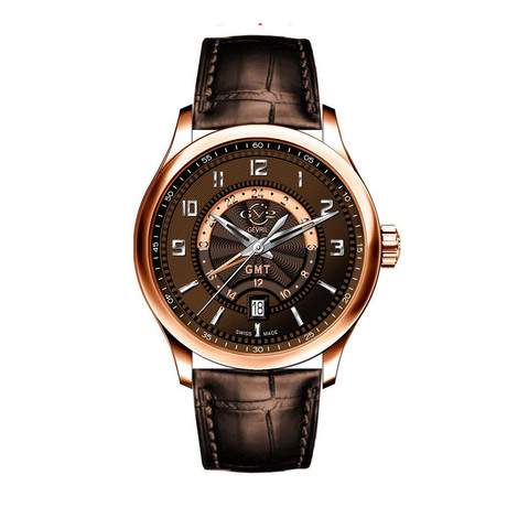 GV2 Giromondo Swiss Quartz // 42305