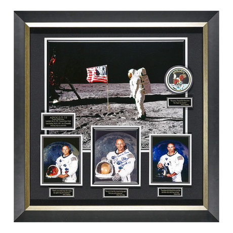 Apollo 11 // Signed
