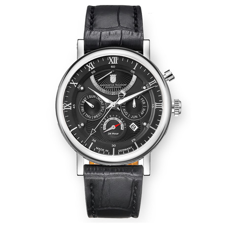 Waldhoff Multimatic Obsidian Black Automatic // 03 F