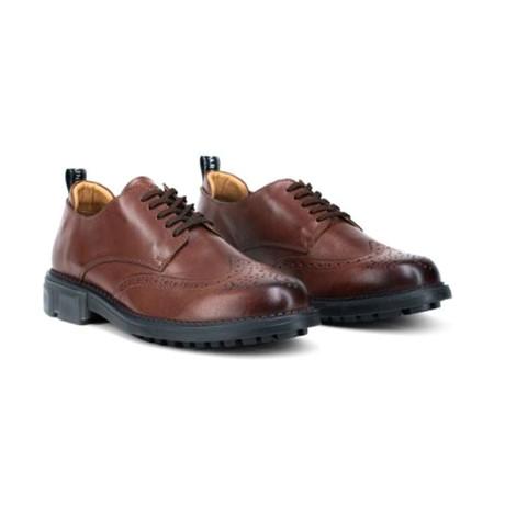 Waters Shoe // Cognac (US: 7)
