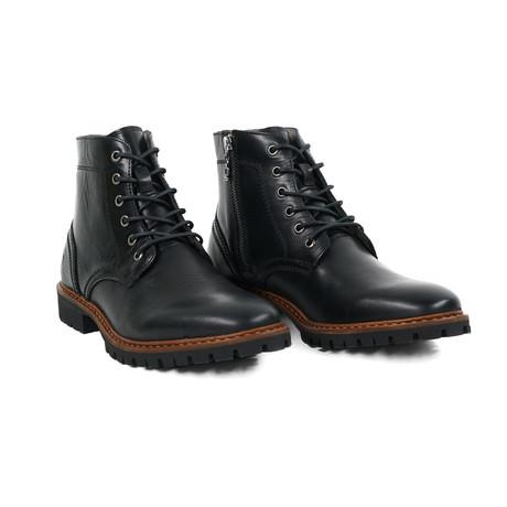 Sauvignon Lace-Up Boot // Black (US: 7)