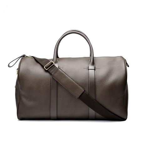 Duffel Bag // Dark Brown