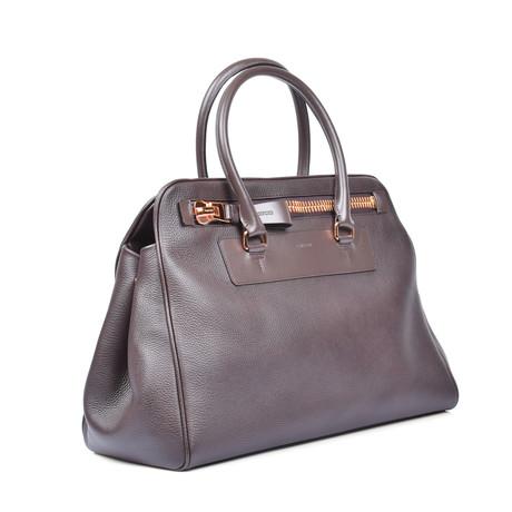 Handbag // Dark Brown