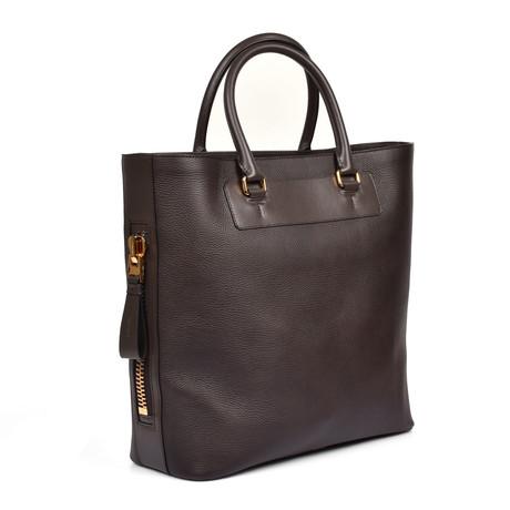Tote Bag // Dark Brown