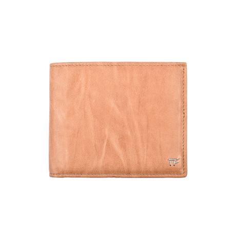 Wallet // Ochre