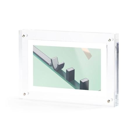 Moving Video Print // Pendulum Slice (Small)