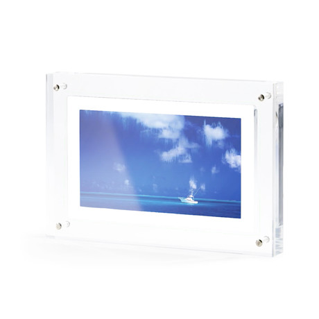 Moving Video Print // Lost at Sea (Small)