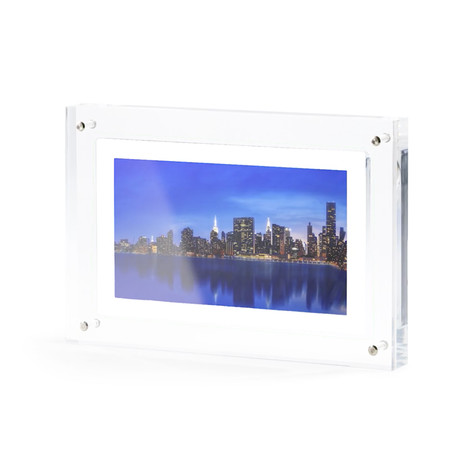Moving Video Print // New York Cityscape (Small)
