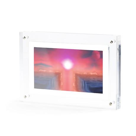 Moving Video Print // Melting Away (Small)