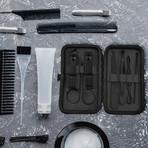 Manicure Set // 7 Pieces (Black)