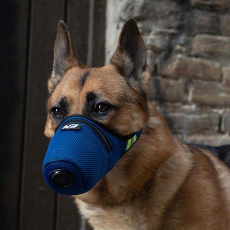 K9 Mask® Air Filter Mask for Dogs // Large